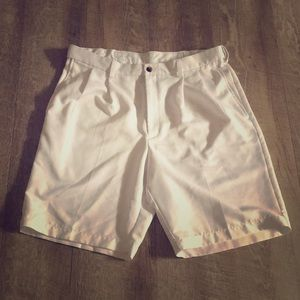 Haggar Pleated Shorts